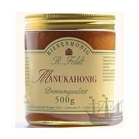 Der R. Feldt Manuka Honig vom neuseel. Teebaum, 500g für Sie getestet