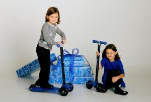 Maxi-Micro Kickboard mit T-Lenker
