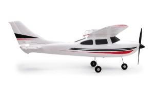 Nine Eagles 24024 - Cessna Sky Eagle 3-Kanal Flugzeug 2,4 GHz RTF