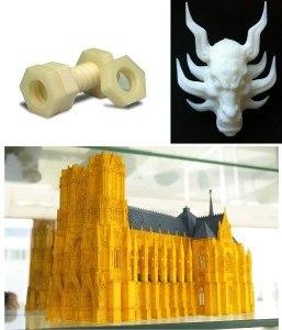PP3DP UP! Mini - 3D Drucker / Printer mit Starterset, Software, geschlossenem Druckschrank und beheizter Druckplatte