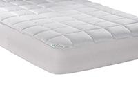 PROCAVE Micro-Comfort Matratzen-Bett-Schoner weiß 180x200 im Vergleich