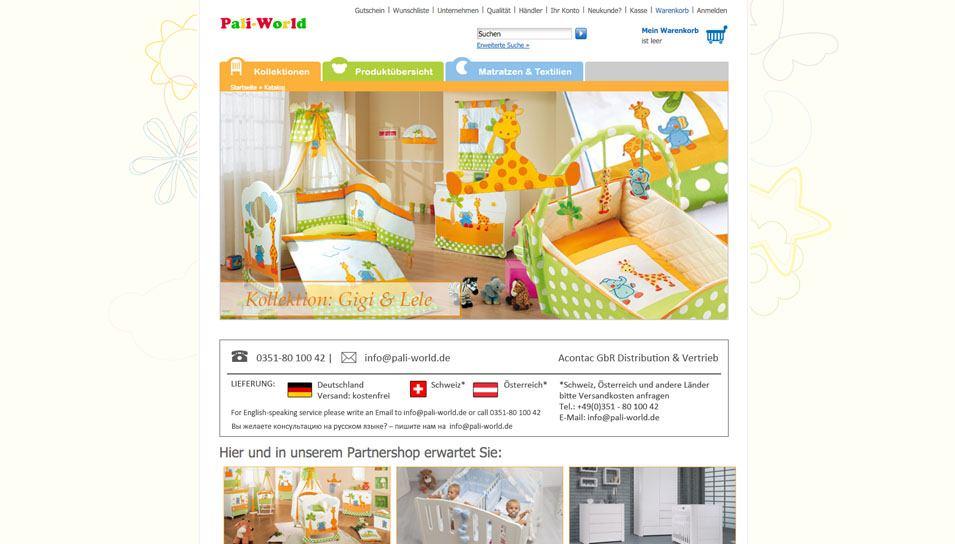 Pali World Baby Online-Verkauf