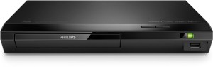 Philips BDP2110/12 BluRay/DVD Player (DivX Plus HD, USB 2.0, Media Link, BD-Live) schwarz