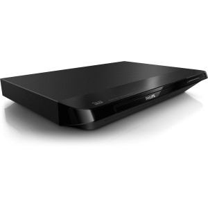Philips BDP2180/12 3D-Blu-ray Player mit Full HD Wiedergabe (My Remote, DivX Plus HD, Simply Share), Schwarz