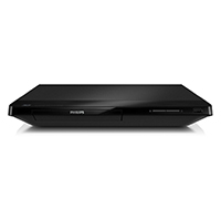 Philips BDP2180/12 3D-Blu-ray Player mit Full HD Wiedergabe