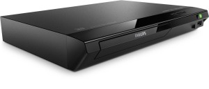 Philips BDP2190/12 BluRay/DVD-Player (3D, DivX Plus HD, USB 2.0, Media Link) schwarz