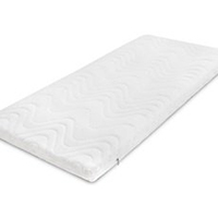 Viscoelastische Matratzenauflagen bestehen aus hochwertigem Viscoelastischen Schaumstoff mit einem Raumgewicht von 50 kg/m³.