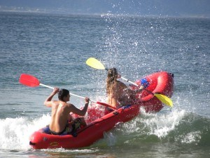 Schlauchboot Sport