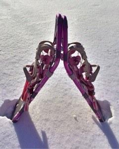 Schneeschuhe Alu