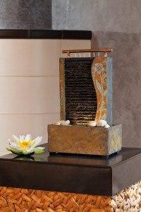 Erfahren Sie in unserem Ratgeber wie ein Zimmerbrunnen funktioniert.