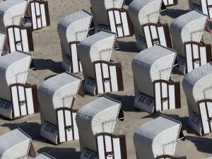 Strandkorb Strand