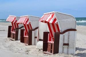 StrandkorbStrandSonnenuntergang (2)