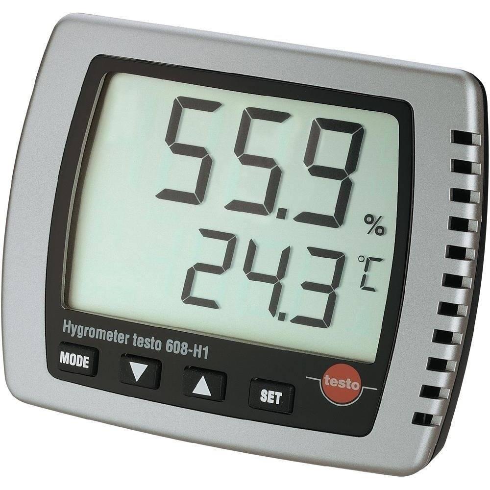Testo 0560 6081 608-H1 Thermo-Hygrometer