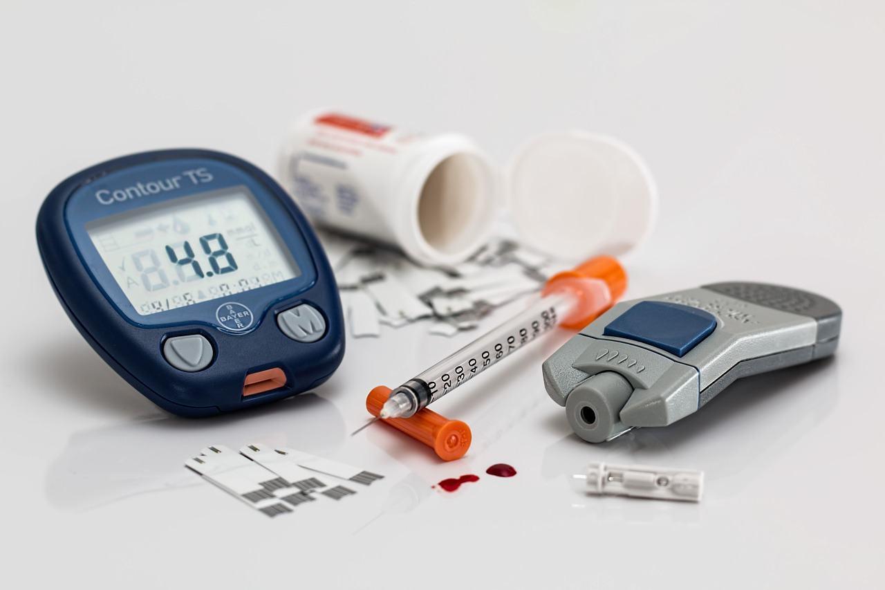 Wie funktioniert ein Blutzuckermessgerät?
