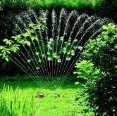 automatische Gartenschlauch Bewässerung