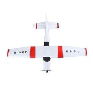 s-idee 01506 Flugzeug Cessna F949 ferngesteuert mit 2.4 Ghz Technik mit Lipo Akku