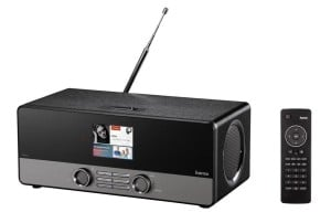 Hama DIR3100 Internetradio mit Wifi und Streamingfunktion