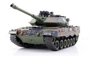Ferngesteuerter Panzer Leopard 2 RC-Panzer mit Schussfunktion