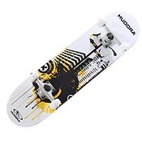05-HUDORA-Skateboard