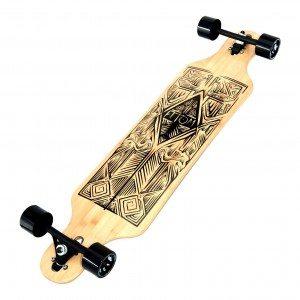 Atom Tiki Bamboo Longboard