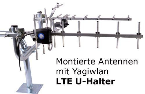 2 X LTE Richtfunk Antenne 2