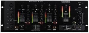 American Audio - Q-2422 Pro DJ-Mixer