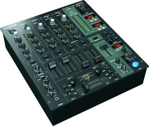 Behringer - DJX750 Pro 5-Kanal DJ Mixer