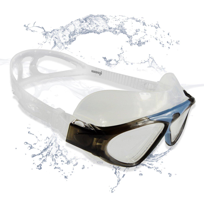Schwimmbrille Schwedenbrille mit Wasser