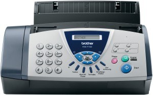Brother - FAX-T102 Thermo Transfer Faxgerät