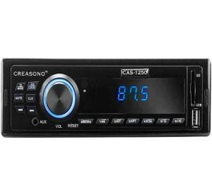 Das Creasono CAS-3300BT Autoradio Test