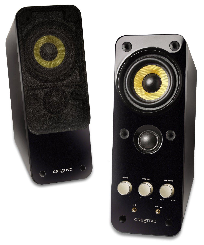 Creative GigaWorks T20 Series II Lautsprecher 2.0 2