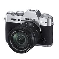 Die Fujifilm X-T10 Systemkamera im Überblick