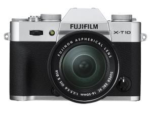 Fujifim - X-T10 Systemkamera