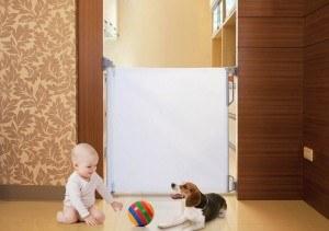 Informieren Sie sich über nützliches Zubehör für Treppenschutzgitter.
