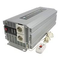 HQ Wechselrichter INV2500/12 im Test