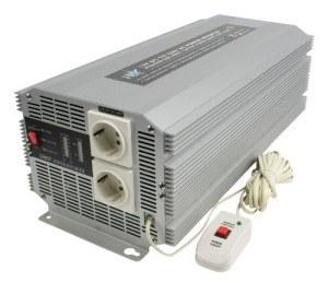 HQ - Wechselrichter (2500W, 12V-230V)