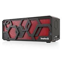 Tragbarer Lautsprecher mit kompakter Gestaltung, schneller Anbindung und 10m Reichweite.