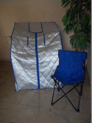 Infrarot Sauna Faltbare Wärmekabine Ferninfrarot 650