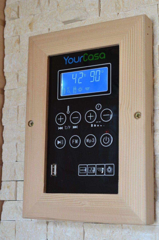 Infrarotkabine Wärmekabine Infrarotsauna Sauna Wärmetherapie