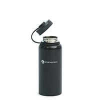 Mit unserer Trinkflasche Hydro Boost haben Sie Ihren Lieblingstrunk ständig dabei.