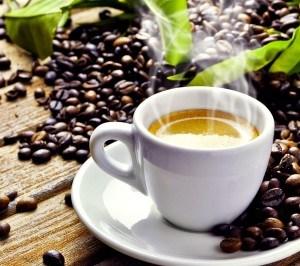 Kaffee-Schaum