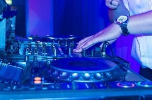 Mischpult DJ