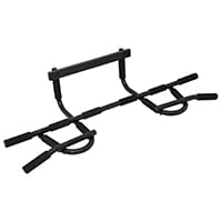 Geeignet für den professionellen Einsatz zu Hause; Multi-Gym Türreck Stange / Reckstange Klimmzugstange für die Türmontage.