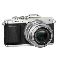 Die PEN E-PL7 überzeugt nicht nur mit hervorragender Bildqualität, sondern auch mit einem stylischen Design.