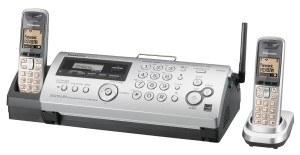 Panasonic - KX-FC266G-S Faxgerät
