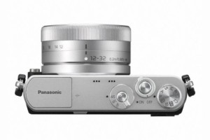 Panasonic - Lumix DMC-GM1