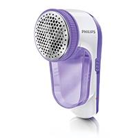 Der Philips Fusselentferner GC027 ermöglicht es Ihnen, kleine Knötchen ganz einfach und schnell von jeglicher Kleidung zu entfernen.
