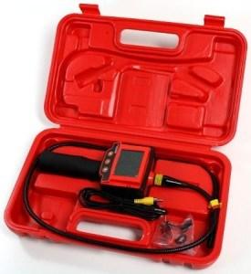 Rothenberger - Endoskopkamera mit Farbmonitor