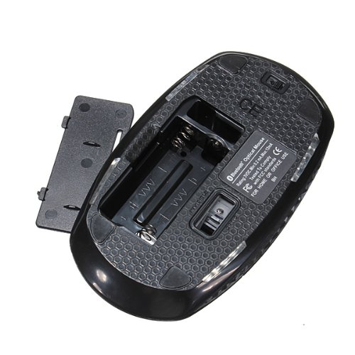 SAWAKES ® Einstellbar DPI Wireless Mouse Funkmaus