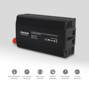 SNAN - 300W Wechselrichter Auto Power Inverter